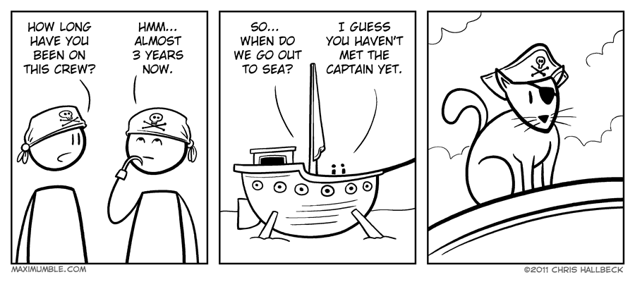 #42 – Dry dock