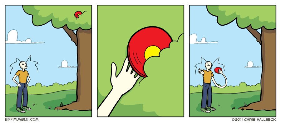 #85 – Reach