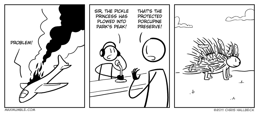 #89 – Preposterous