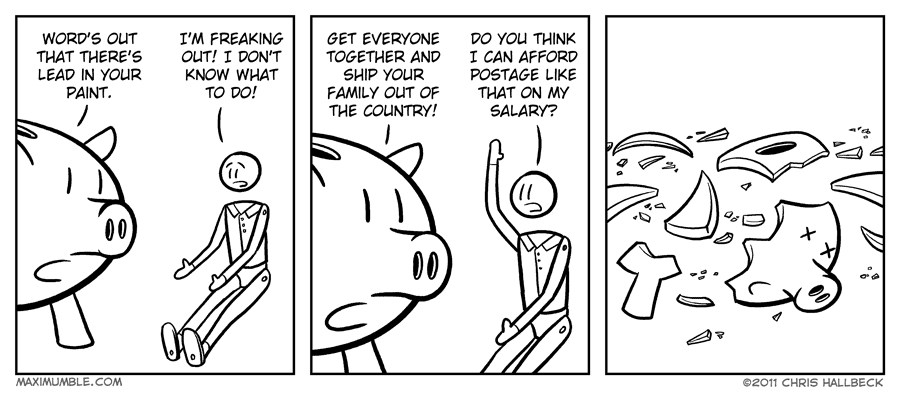 #131 – Toxic