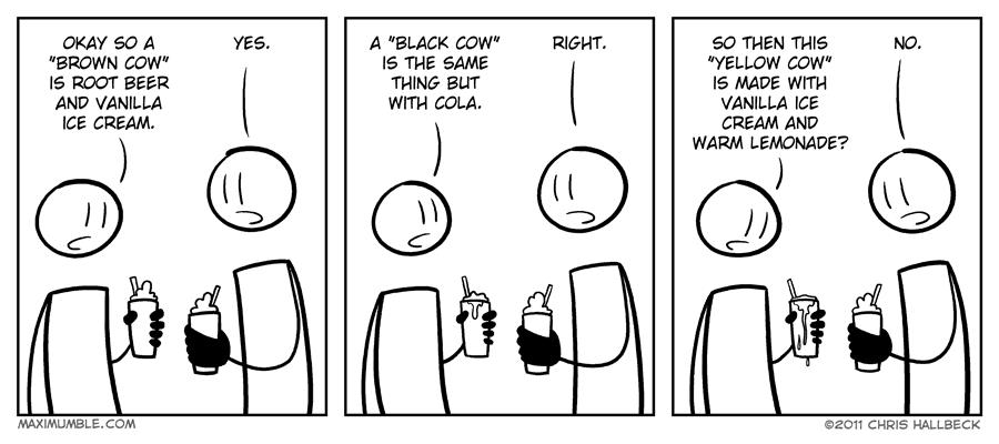 #135 – Dairy