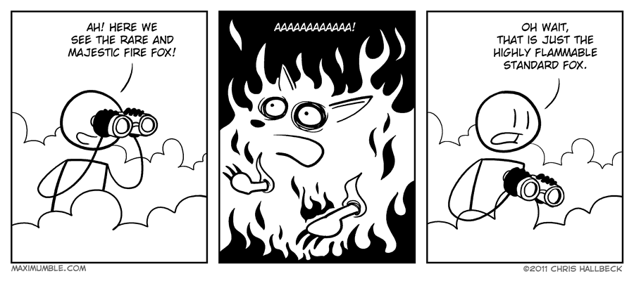 #192 – Flaming