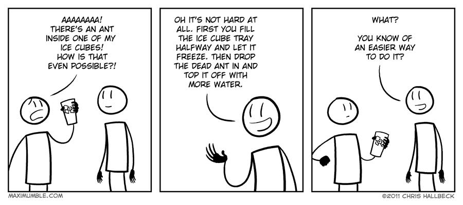 #222 – Cubed