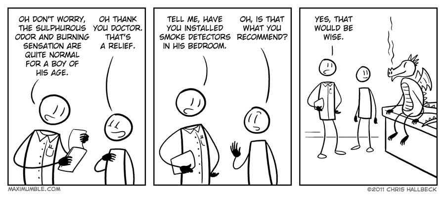 #264 – Checkup