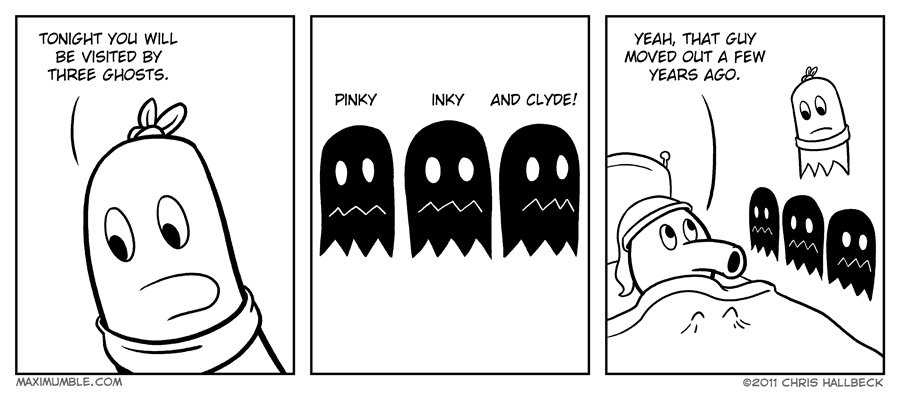 #265 – Haunted