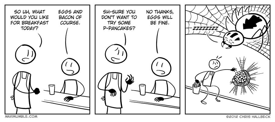 #288 – Omelette