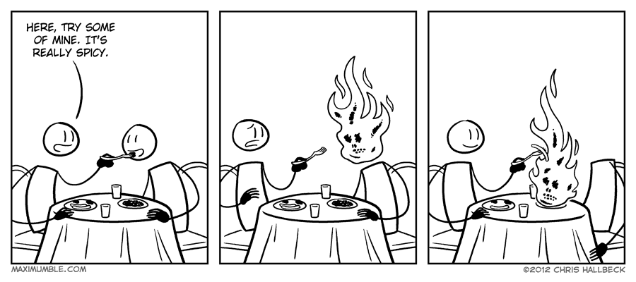 #313 – Spicy
