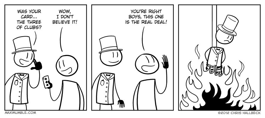 #334 – Trick