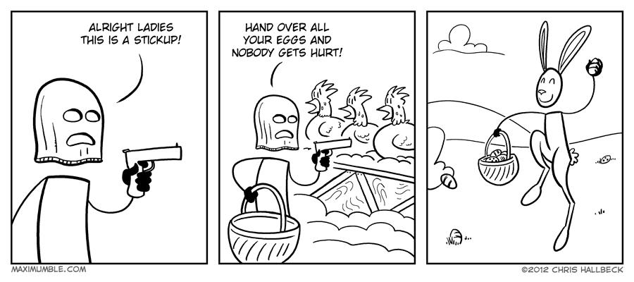 #340 – Nabbed