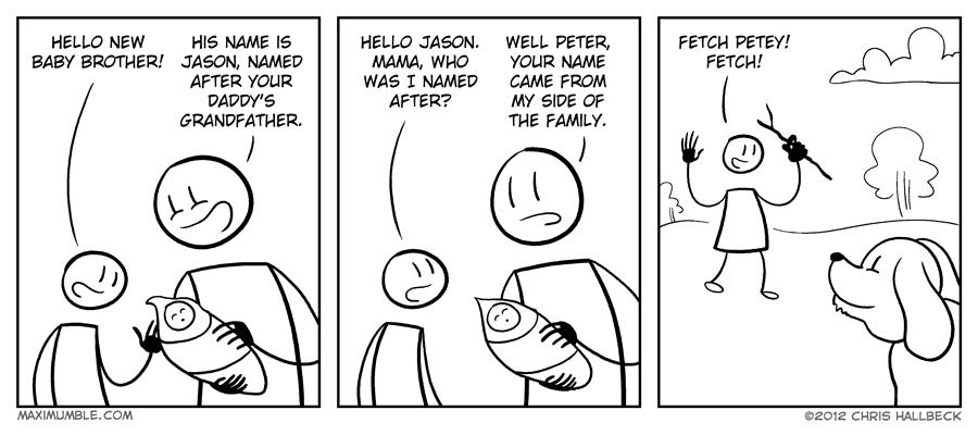#346 – Namesake