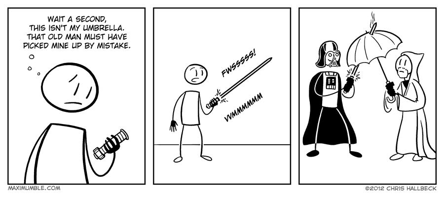 #372 – Nobrella