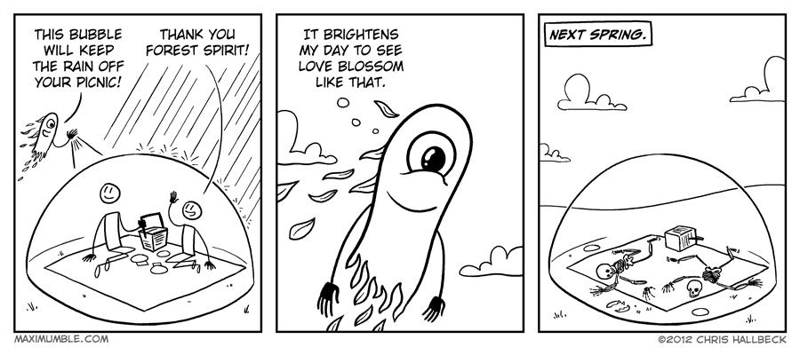#374 – Bubble
