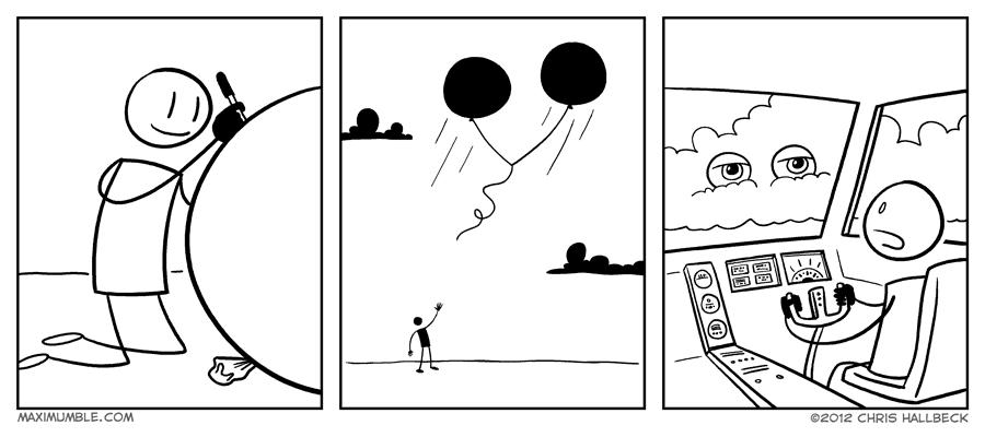#387 – Stare