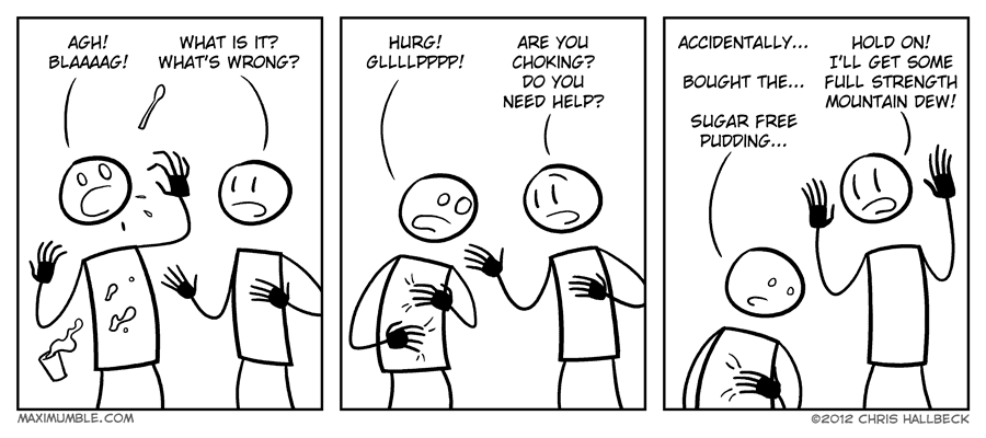 #389 – Choke