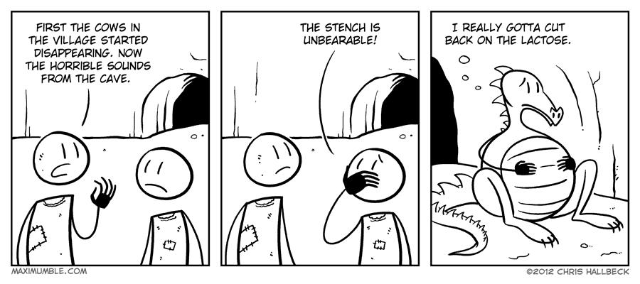 #401 – Grumbles