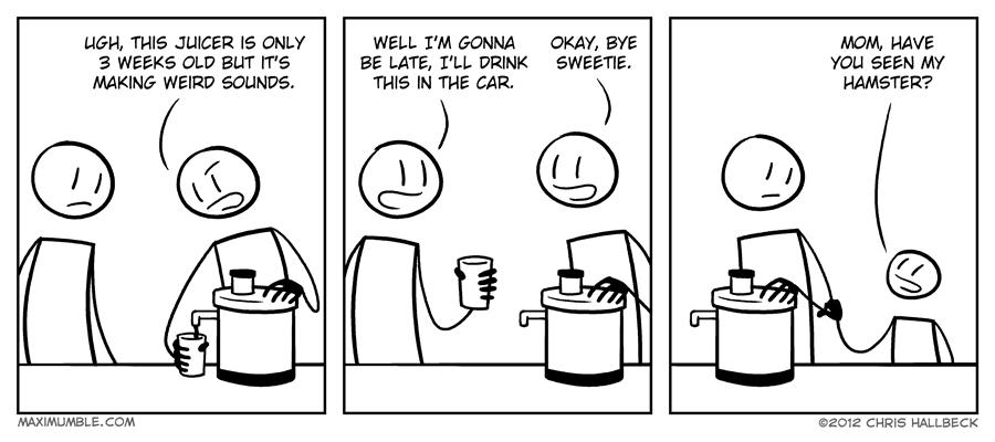 #423 – Juiced