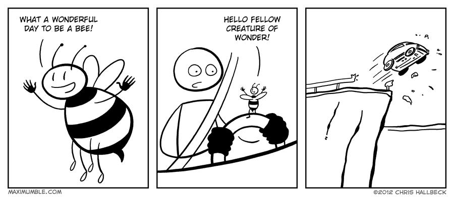 #432 – Bumbler