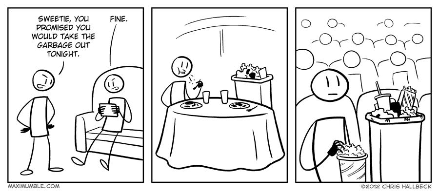 #465 – Chores
