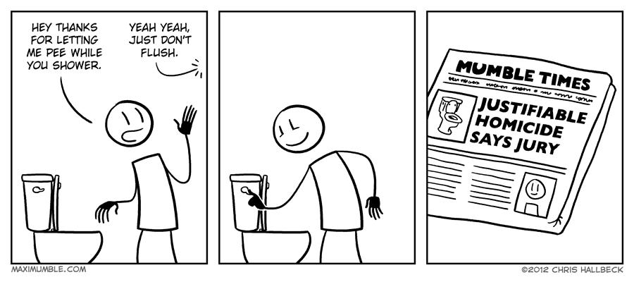 #484 – Flush