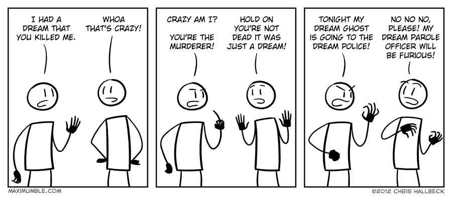 #487 – Dreamer