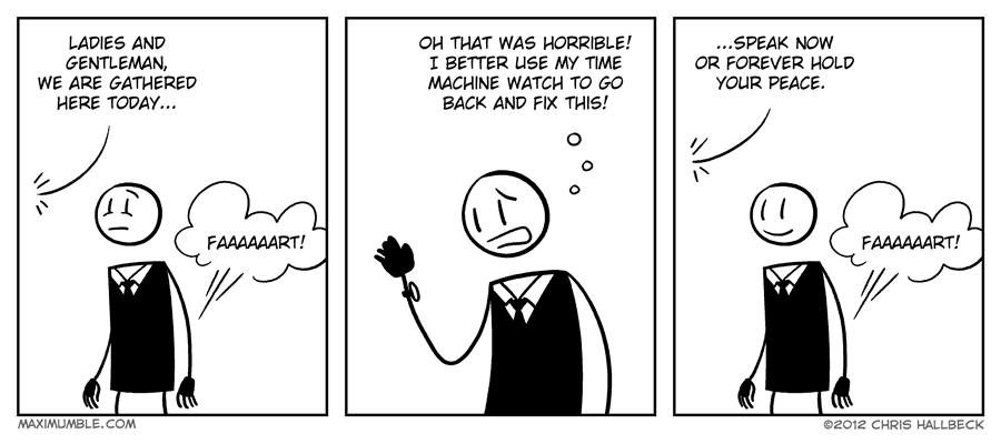 #521 – Interruption