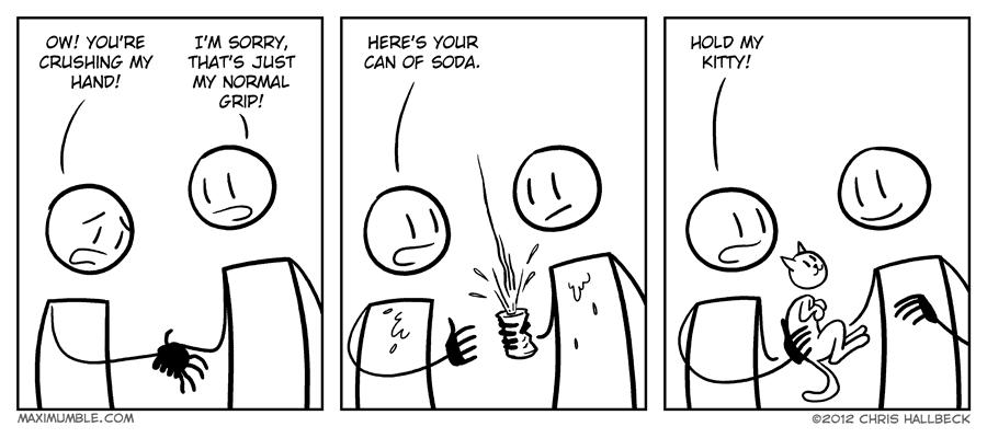 #524 – Grip