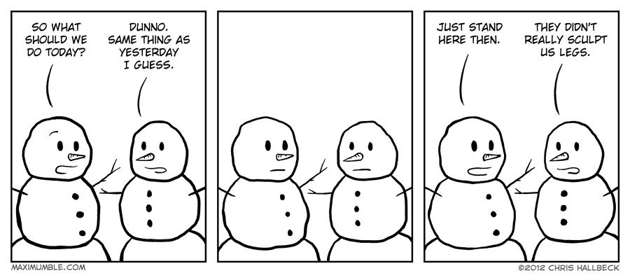 maximumble winter