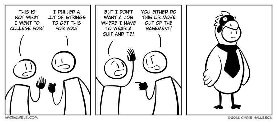 #538 – Tied