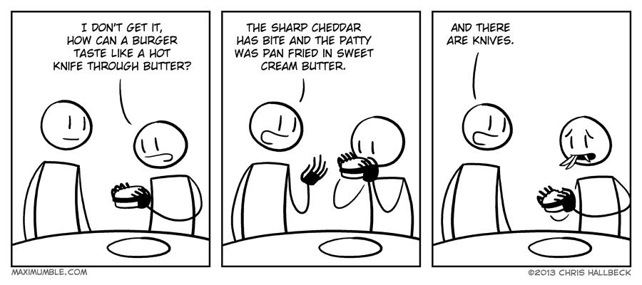 #545 – Burger