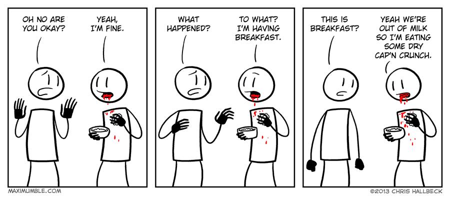 #547 – Crunchy