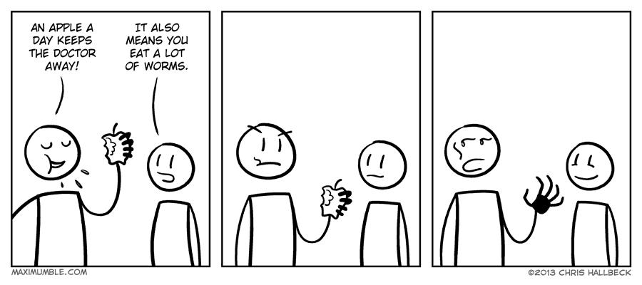 #618 – Squirm