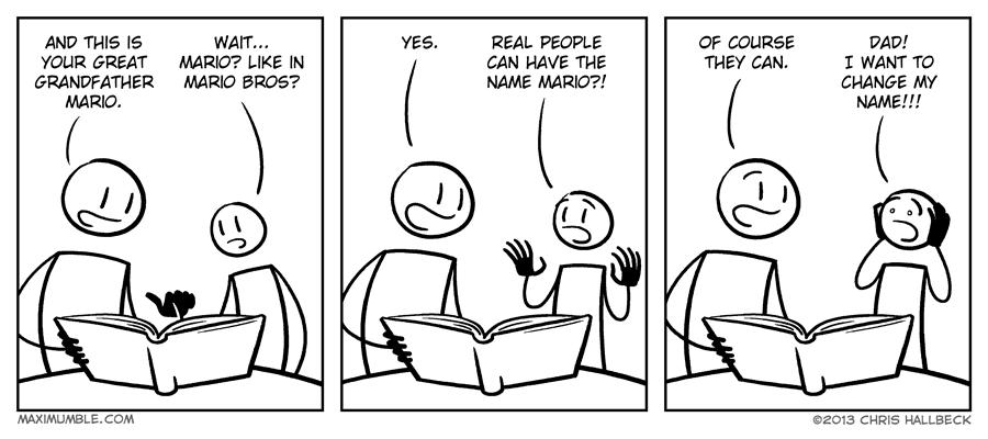 #619 – Name
