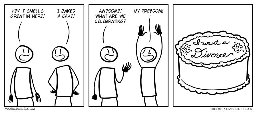 #640 – Cake