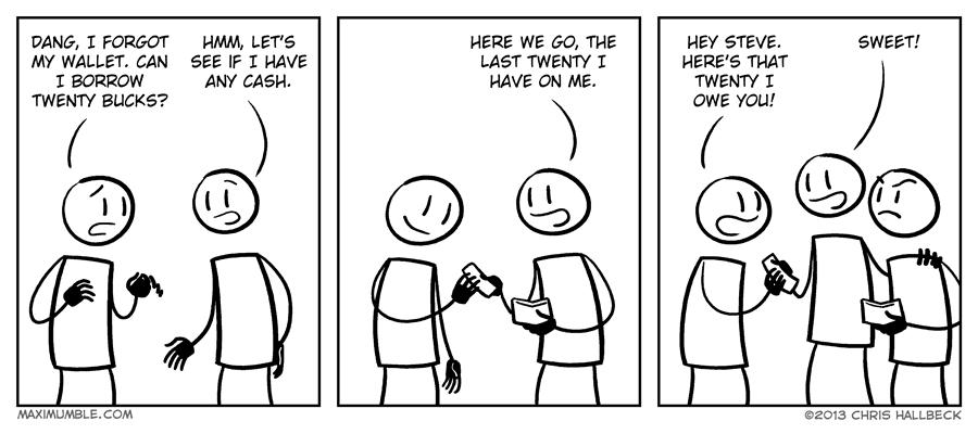 #653 – Lend