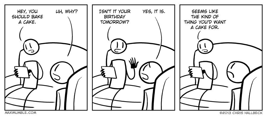 #660 – Bake