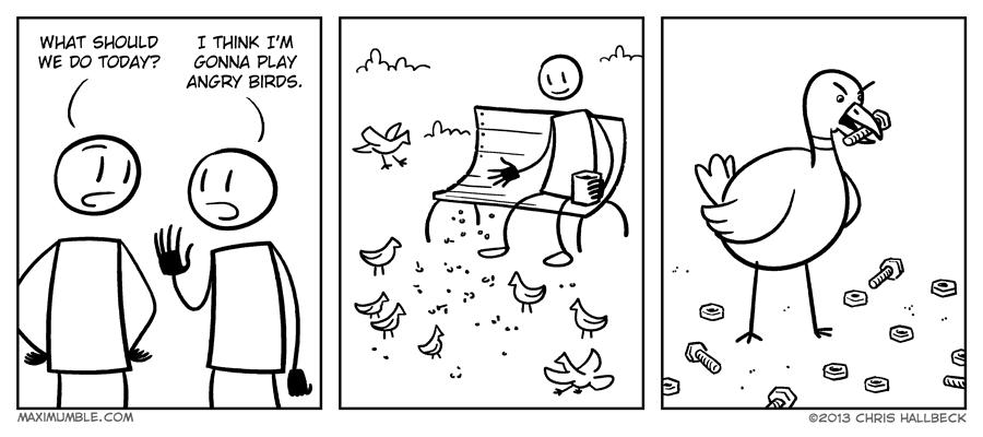 #662 – Nutty