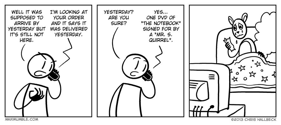 #688 – Diverted