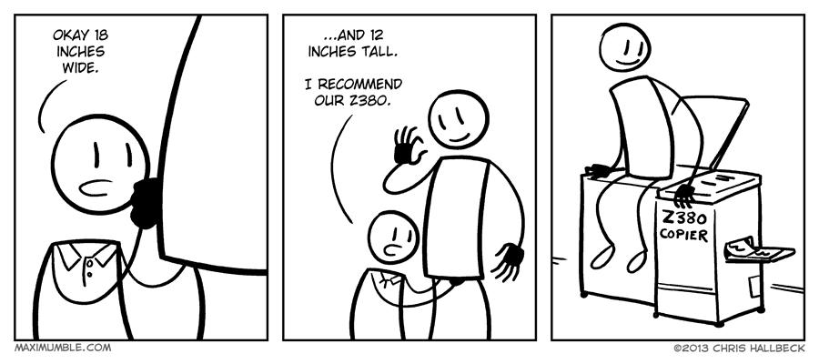 #697 – Sized