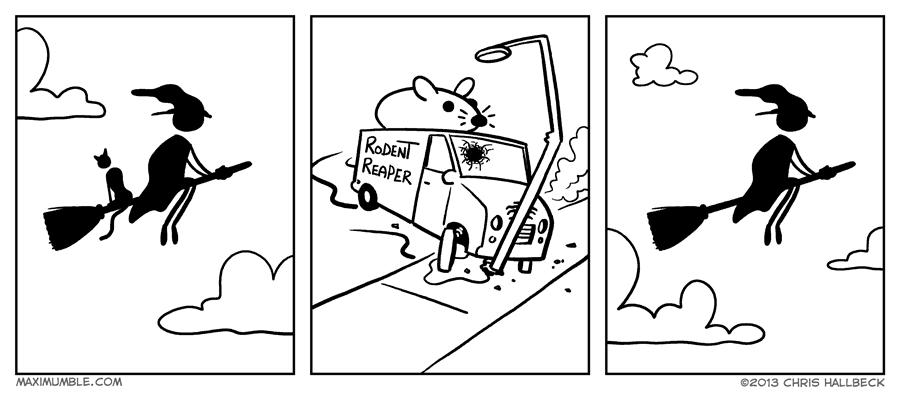 #714 – Pounce