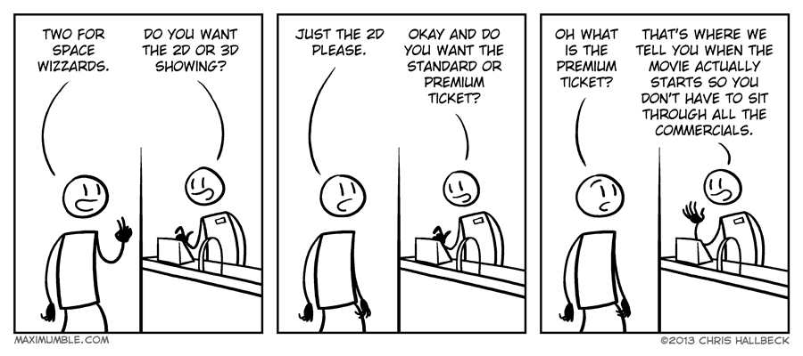 #718 – Premium