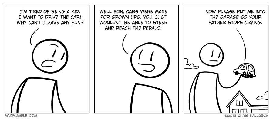 #721 – Grown