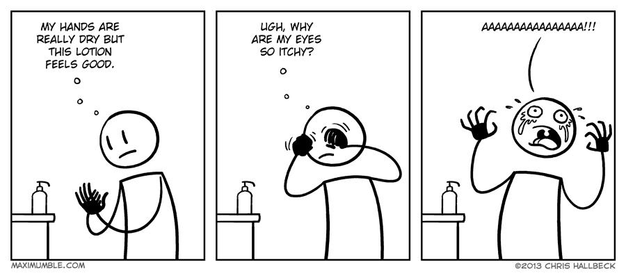 #734 – Dry