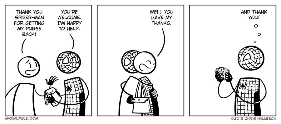 #738 – Gratuity