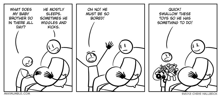 #741 – Boredom