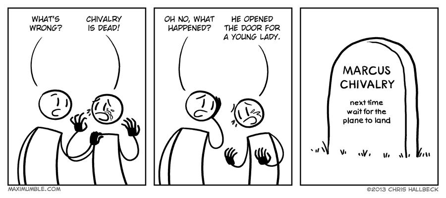 #742 – Chivalry
