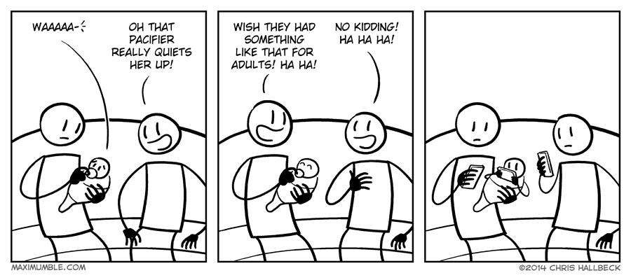 #785 – Pacify