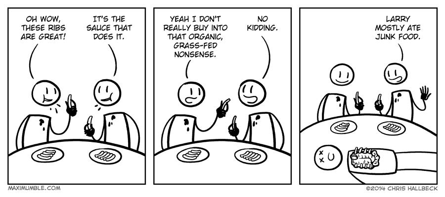 #793 – Sauce