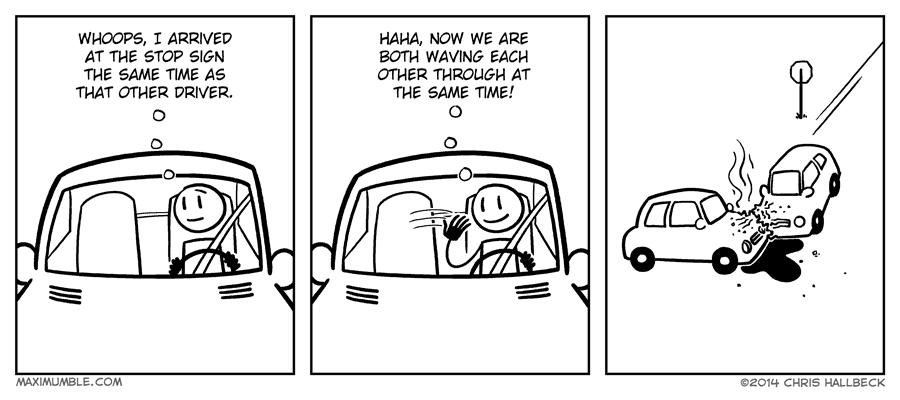 #811 – Stop