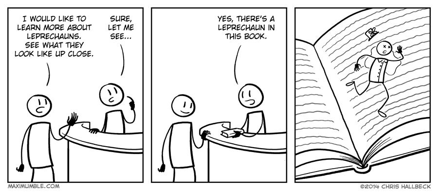 #826 – Leprechaun