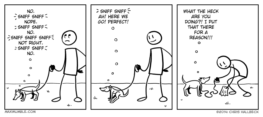 #872 – Sniff